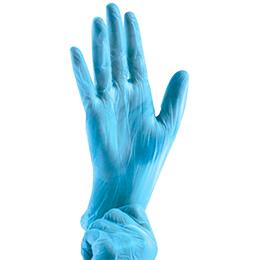 Перчатки из термопласта эластомера
