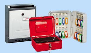 Ключницы, кэшбоксы, почтовые ящики